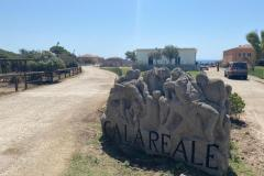 Località di Cala Reale all'Asinara