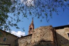 Il campanile di Castelvetro di Modena