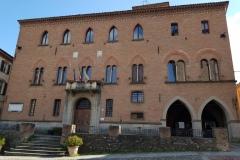 La sede comunale di Castelvetro di Modena