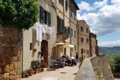 Corso Castello a Pienza