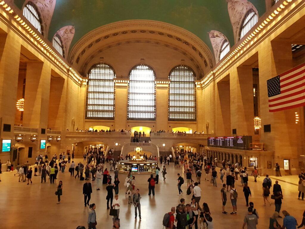 La Grand Central Station di New Tork, da vedere