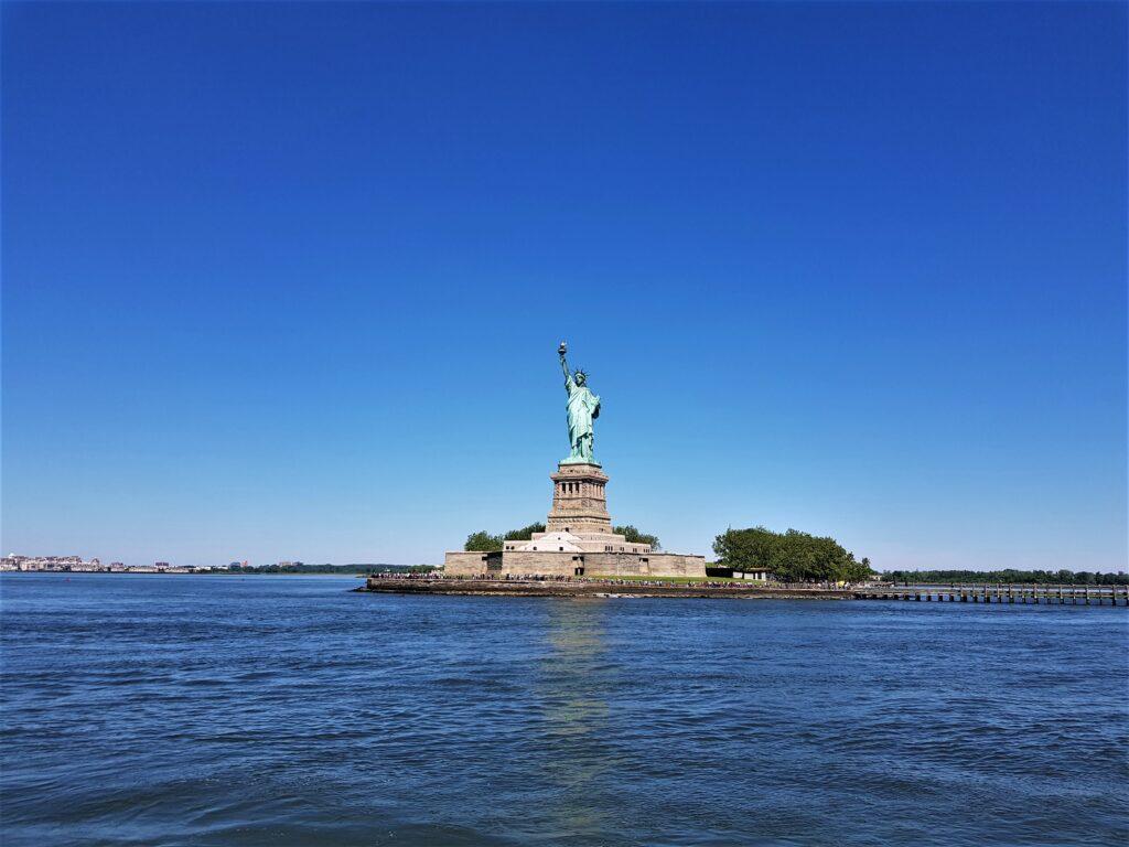 Stata della Libertà di New York da vedere