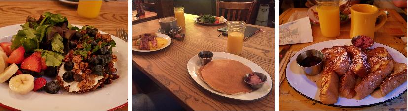 Dove mangiare a New York, colazione del Grey Dog