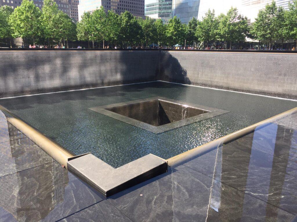 Memoriale dell'11 settembre a New York