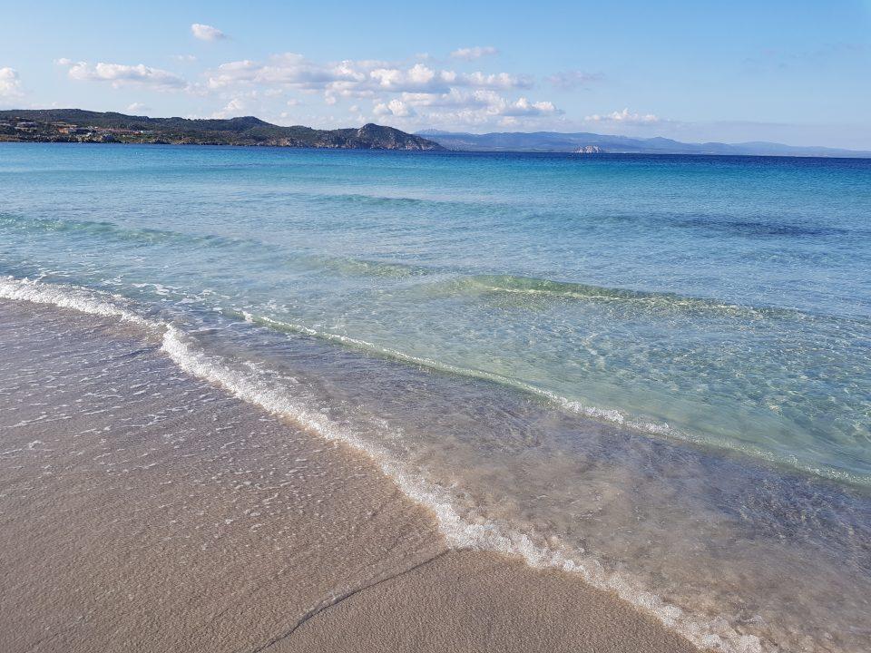Santa Teresa di Gallura spiaggia della Rena di Ponente , spiagge del Nord della Sardegna.