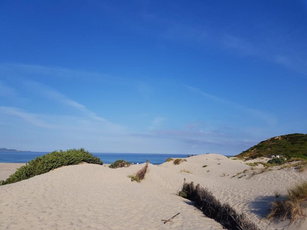 Santa Teresa di Gallura spiagge da non perdere, La Liccia