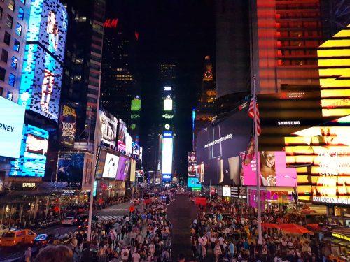 New York di sera: cosa fare in città