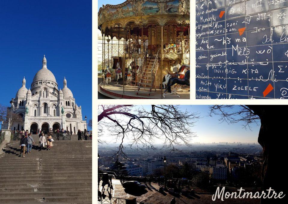 Cosa vedere a Parigi in 3 giorni: il quartiere di Montmartre