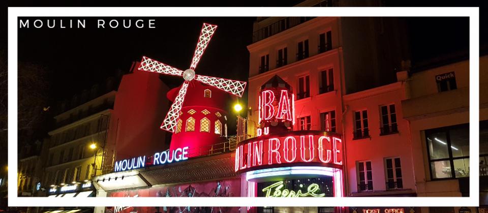 Cosa vedere a Parigi in 3 giorni: il quartiere Pigalle e il Moulin Rouge