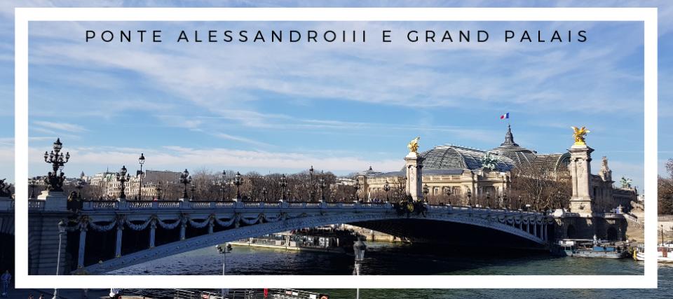Ponte alessandto III di Parigi