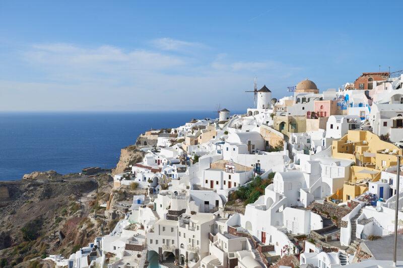 Cosa vedere a Santorini in 1 settimana