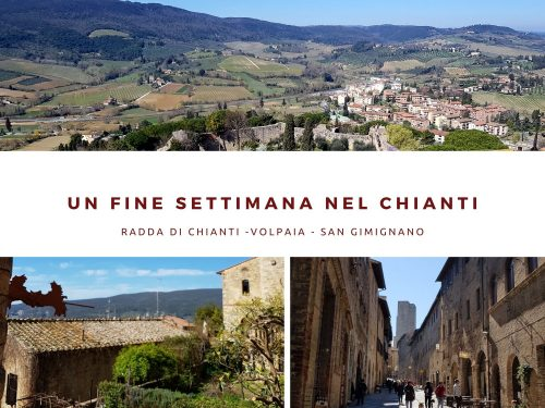 Un fine settimana nel Chianti