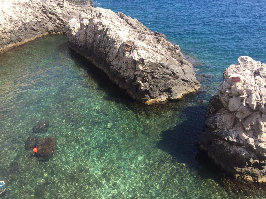 Santa Cesarea Terme spiagge del Salento