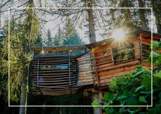 case sull'albero Italia - Caravan Park Sexten