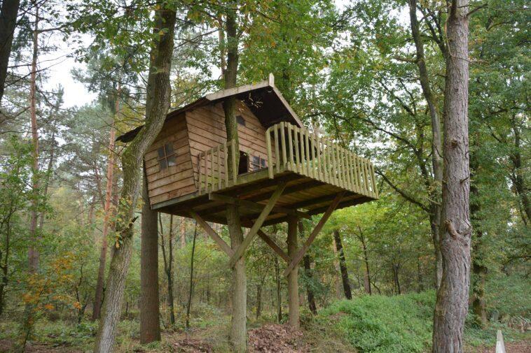 Le più belle case sull'albero Italia, 20 tree-house