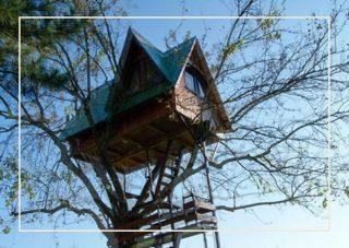 La Casa di Mimma case sull'albero Italia
