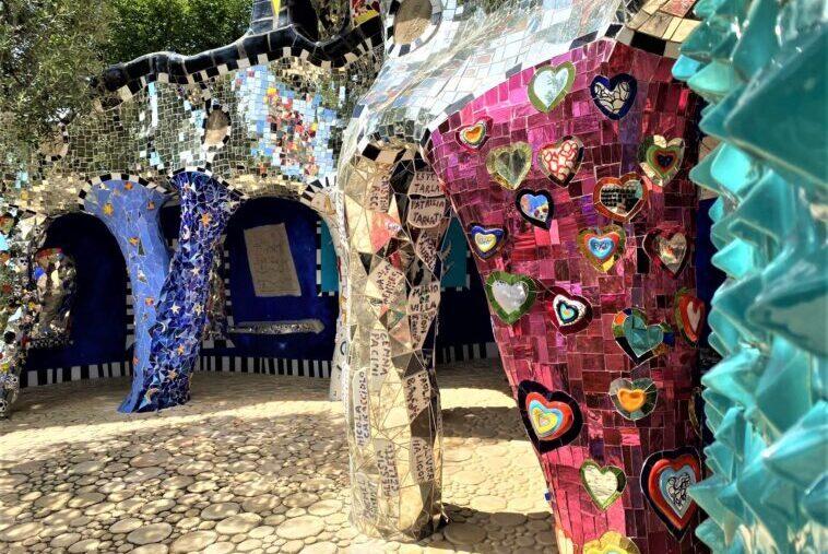 12 parchi d'arte in Italia