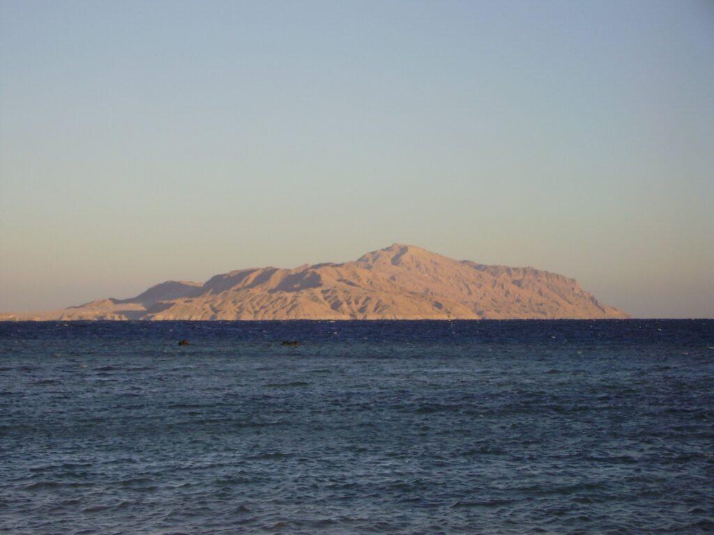 Cosa vedere a Sharm El Sheikh: isola di Tiran