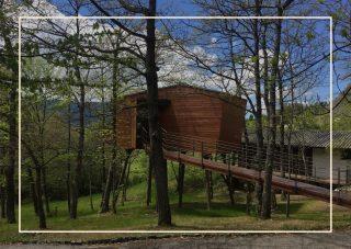 Park Hotel Olimpia case sull'albero in Italia