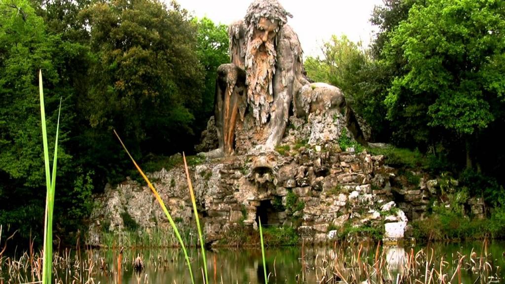 Il Gigante dell'Appennino di Pratolino, parchi d'arte contemporanea in Toscana