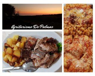 Piatti dell'Ristorante di Stintino: Agriturismo de Palmas