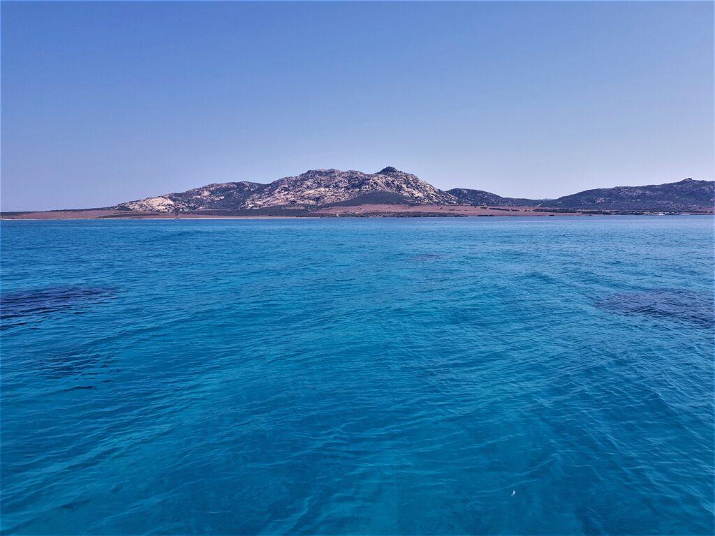 Le Piscine Naturali di Fornelli e l'Isola dell'Asinara