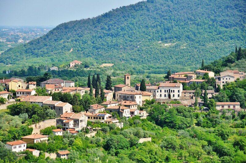 Arquà Petrarca, scoprire il borgo in 1 giorno
