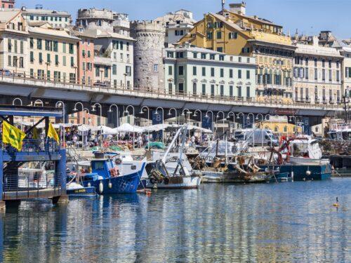 Un fine settimana a Genova