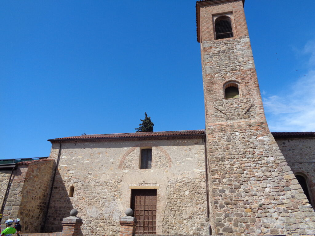Oratorio Santissima Trinità di Arquà Petrarca
