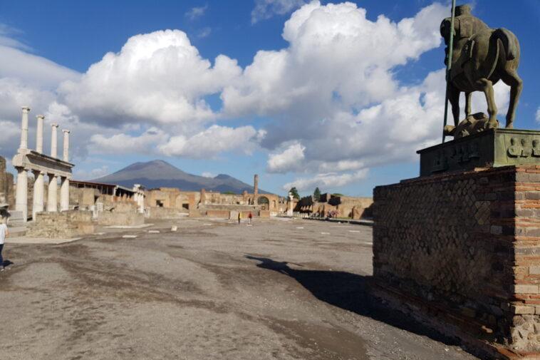 Pompei come visitare gli scavi in 1 giorno
