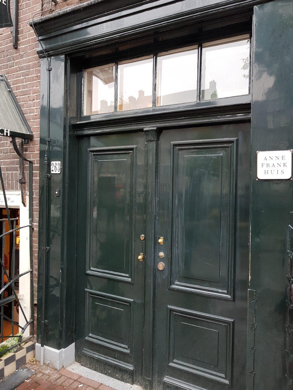 Casa Museo Anna Frank