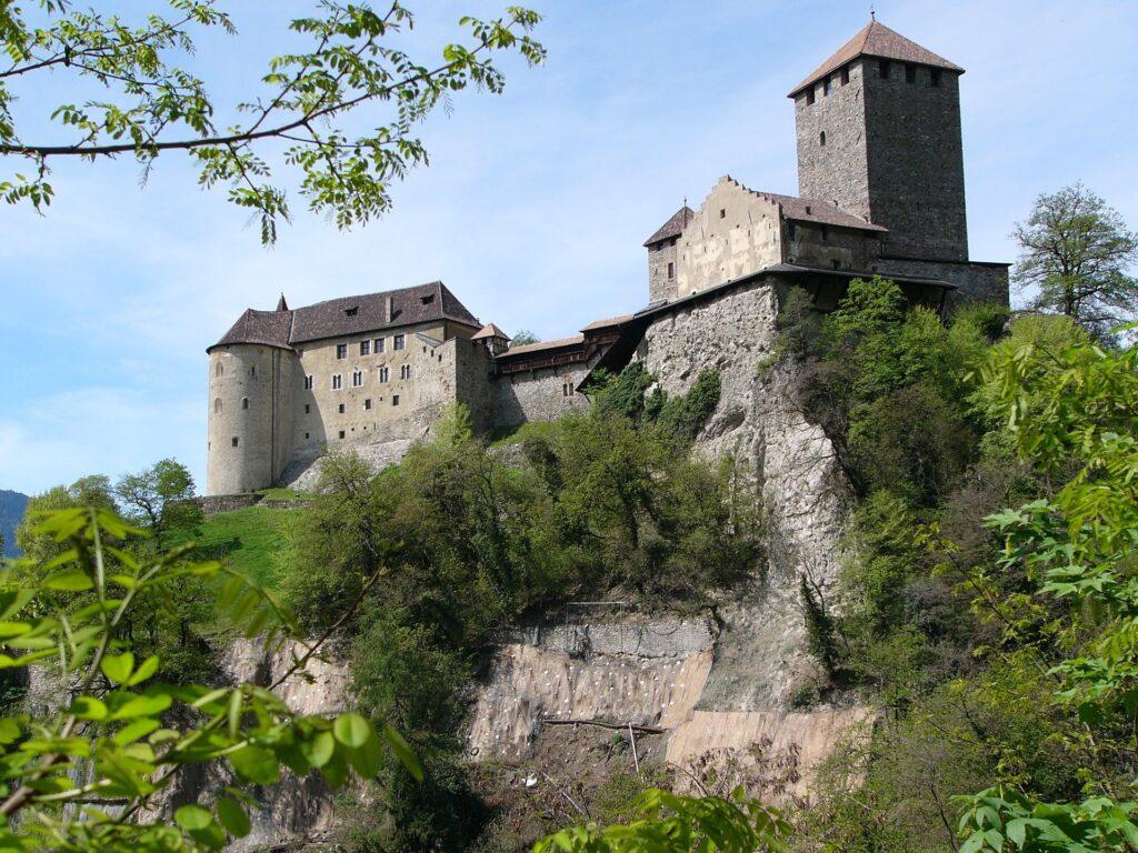 Castel Tirolo - Foto di Milan Ivkovic da Pixabay