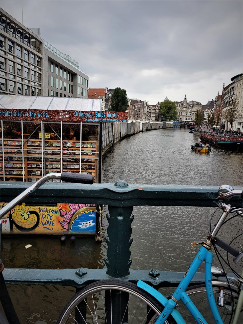 Mercato fiori Amsterdam