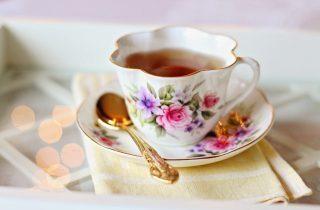 In viaggio con il tè