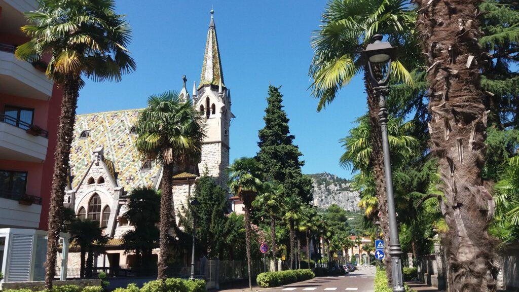 Chiesa Evangelica della Trinità di Arco di Trento
