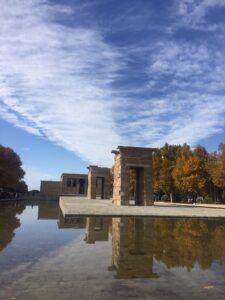 Tempio Debod - Madrid