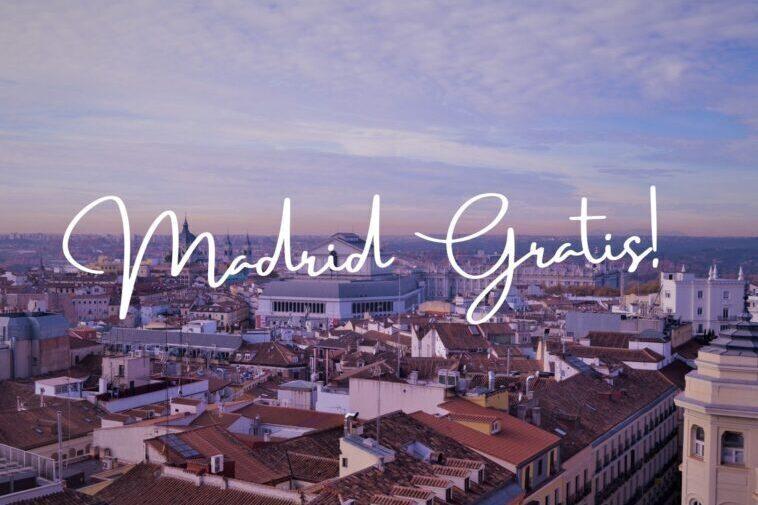 Madrid gratis: dove andare con ingresso gratuito