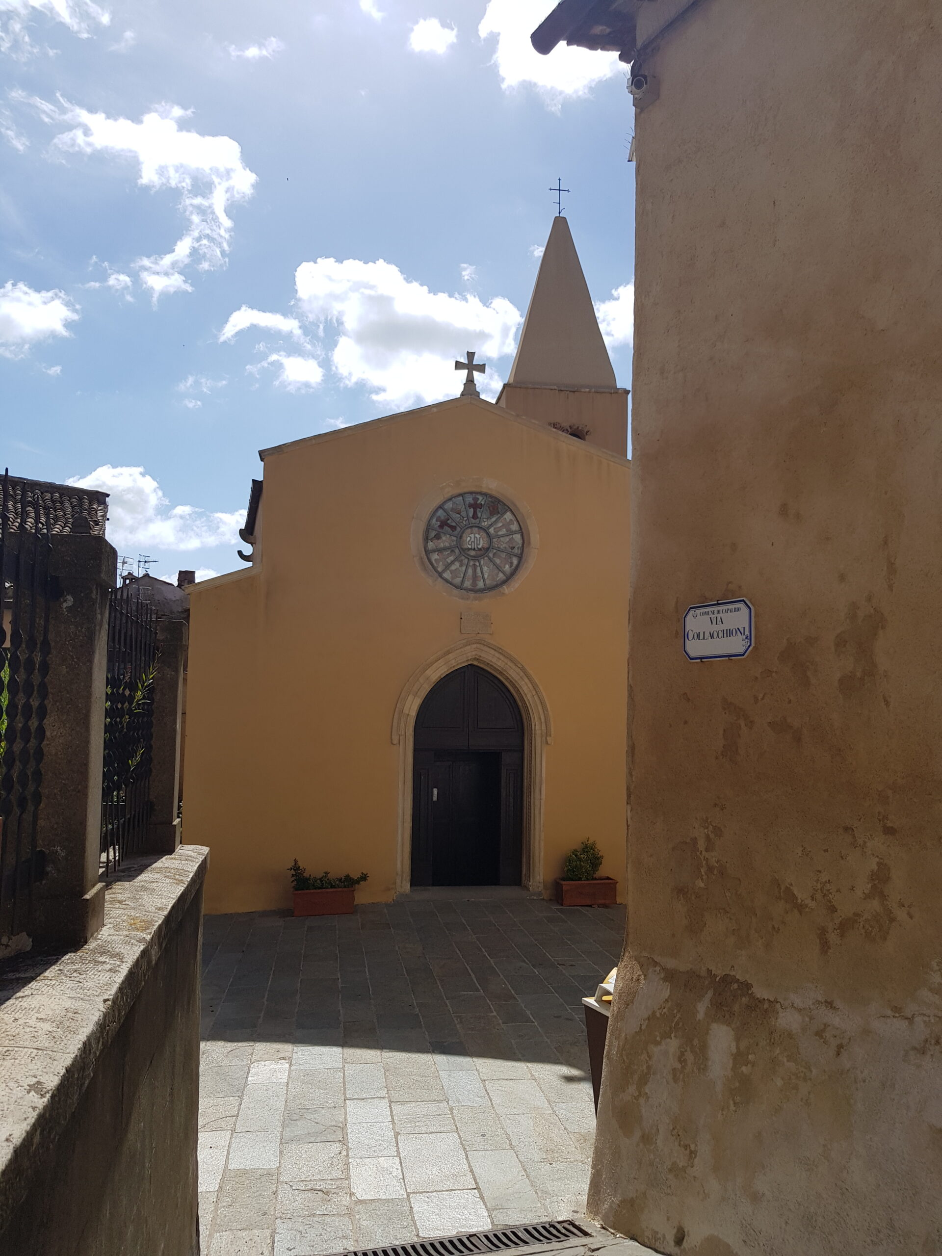 Pieve di San Nicola a Capalbio