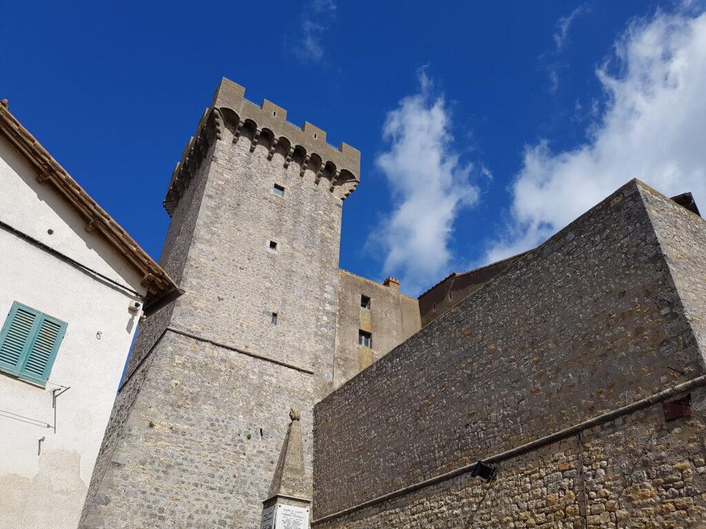 La Rocca Aldobrandesca di Capalbio