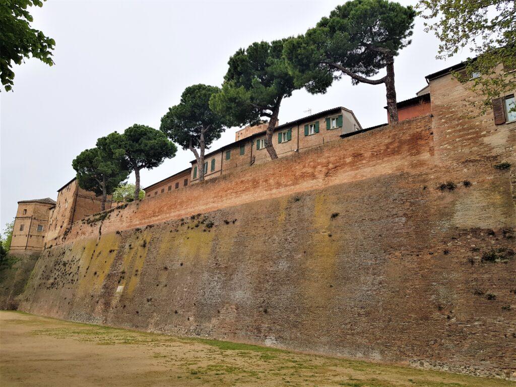 Lo sferristerio di Santarcangelo di Romagna