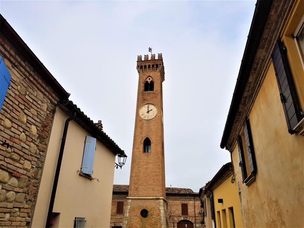 La Torre Campanaria di Santarcangelo di Romagna