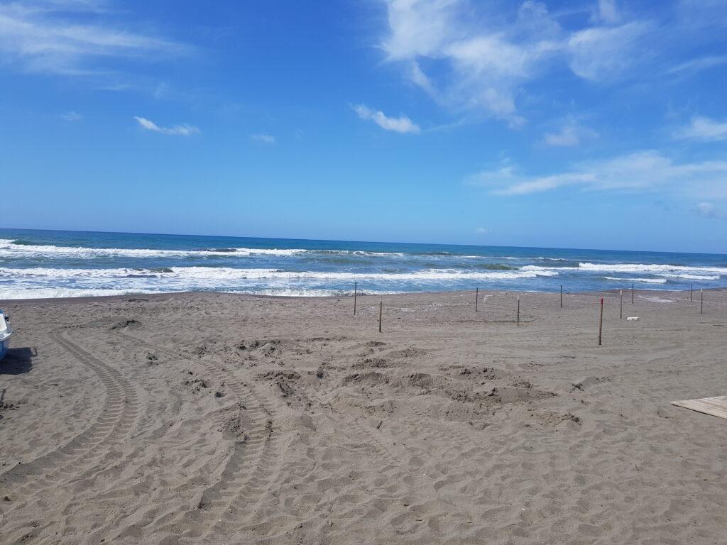 Spiagge di Capalbio, la località di Chiarone Scalo