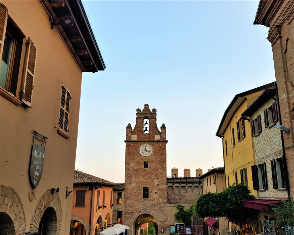 Il borgo medioevale di Gradara
