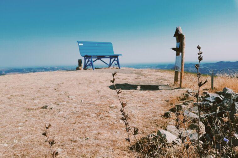 L'Anello di Prignano sulla Secchia e la Big Bench Blu n.108