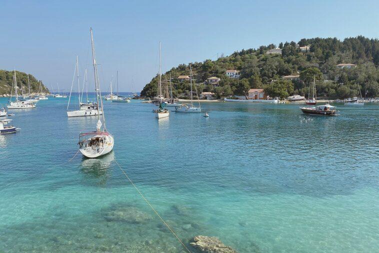 Paxos ed Antipaxos incantevoli isole vicino a Corfù