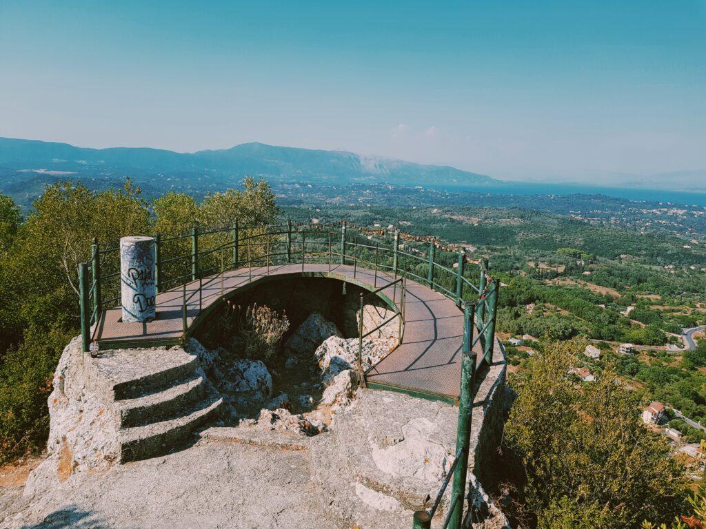 Kaiser's Trone - Kaiser William II Observatory salire sulla cima è una delle cose da fare a Corfù