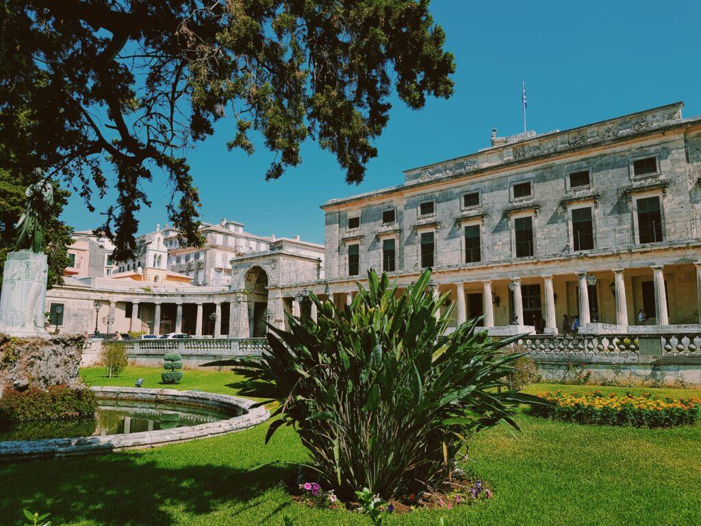 Il museo di Arte Asiatica di Corfù