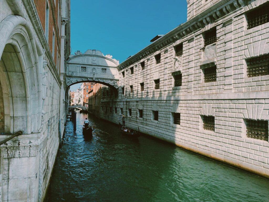 Cosa vedere a Venezia : Il Ponte dei Sospiri