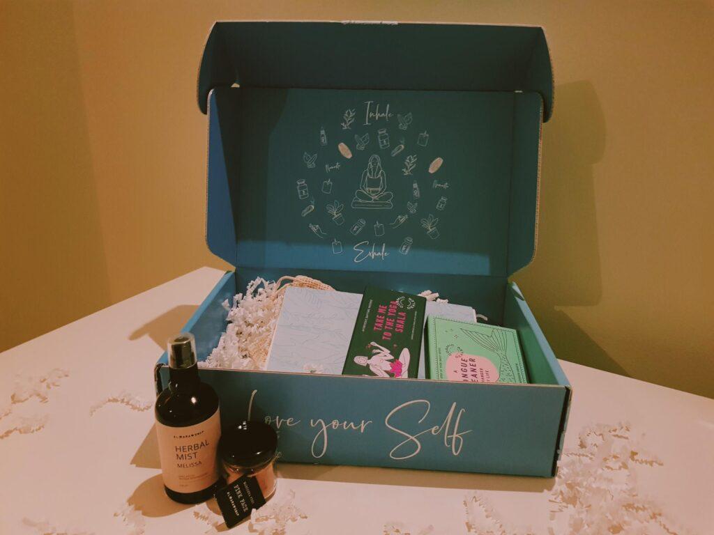 Mystery Box di prodotti cosmetici Nanaste