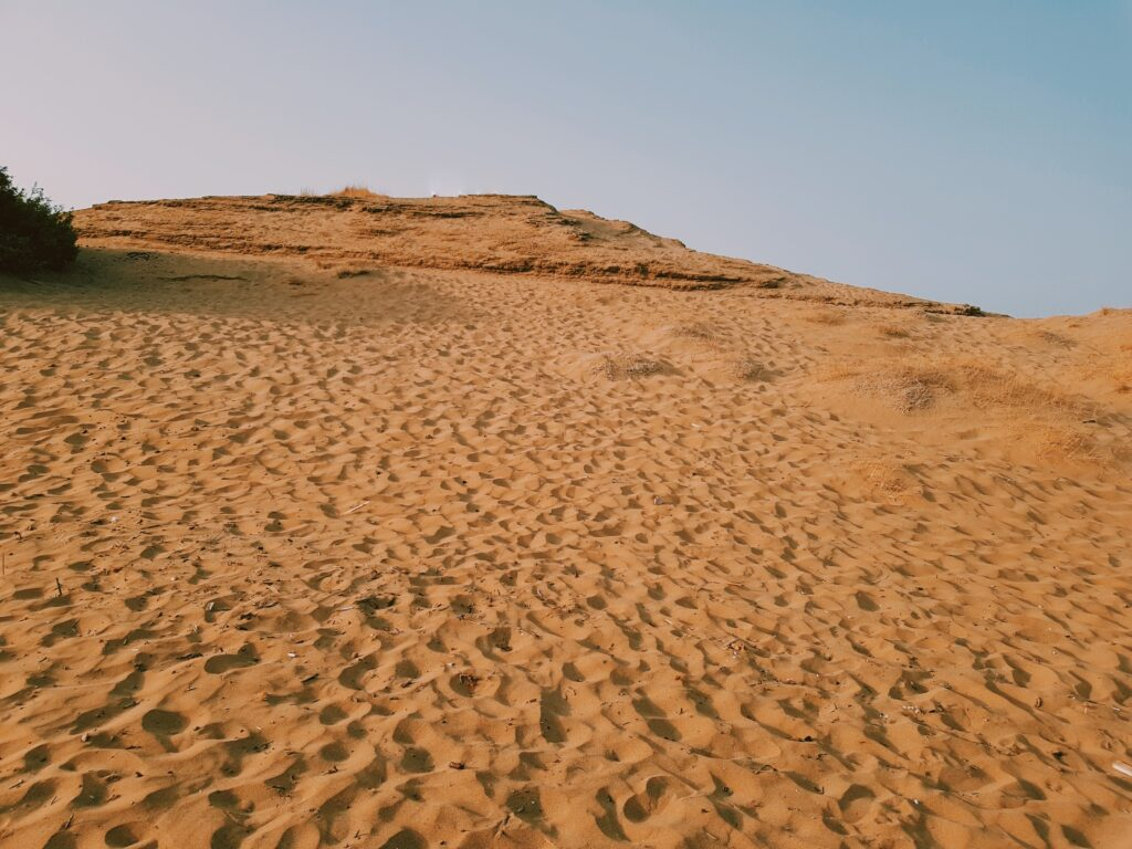 Le dune di Issos vedere al tramonto, cosa fare a Corfù